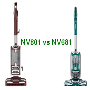Shark Nv801 Vs Nv681 What S The Difference Vacuum Cleaner