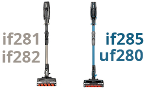Difference Between Shark If281 If282 If285 And Uf280