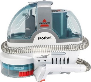 compare difference between bissell spotclean proheat 5207f vs spotbot 78r5spotbot pet 33n8a vacuum cleaner reviews ratings