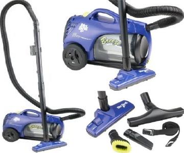 Dirt Devil 082500 Breeze Bagless Canister Vacuum Review