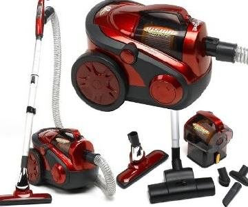 dirt devil vision turbo canister vacuum - Canister Vacuum Reviews