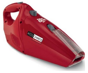 Dirt Devil BD10045RED AccuCharge 15.6 Volt Hand Vac