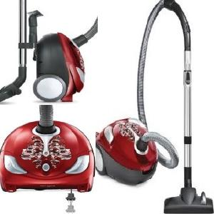 Dirt Devil SD30040 Tattoo Bagged Canister Vacuum