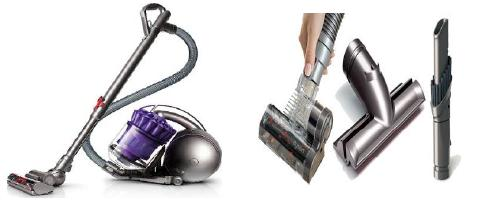 Dyson DC39 Animal Canister Vacuum Cleaner