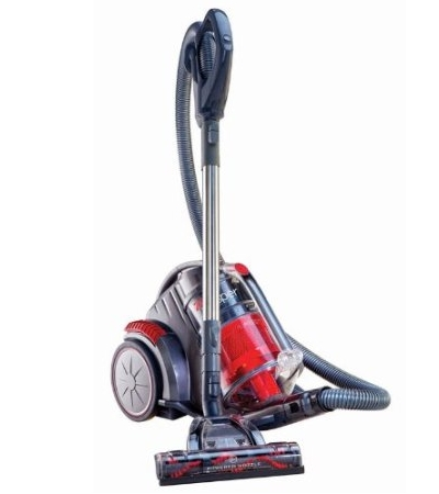 Hoover SH40080 Zen Whisper Multi-Cyclonic Canister Vacuum Cleaner