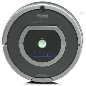 vacuum that runs by itself iRobot Roomba 780