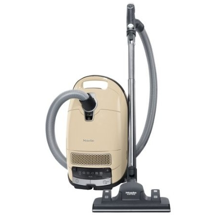 Miele S8590 Alize Canister Vacuum Cleaner for People with Allergies