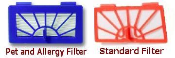 Neato XV-11 and XV-21 Filters
