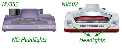 Shark Nv502 Vs Nv352 What S The Difference Vacuum Cleaner